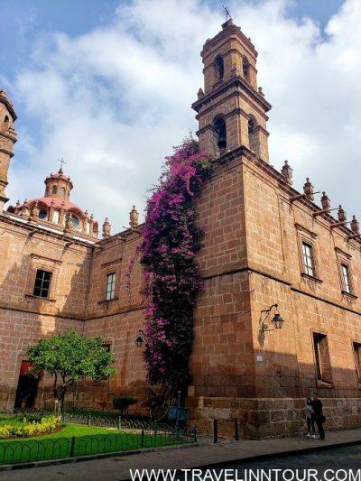 Colegio Primitivo y Nacional de San Nicolas de Hidalgo