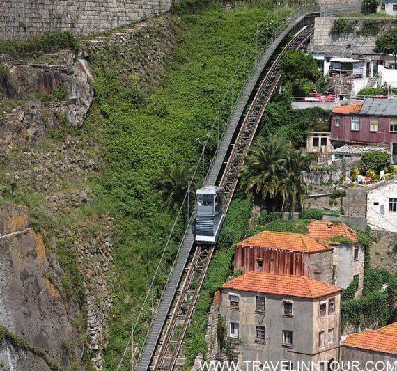 Oporto Funicular dos Guindais
