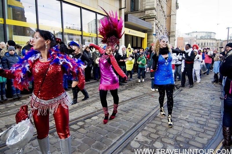 Carnival Bremen 1