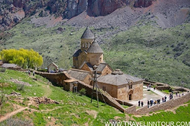 Noravank Armenia Religious Monastery