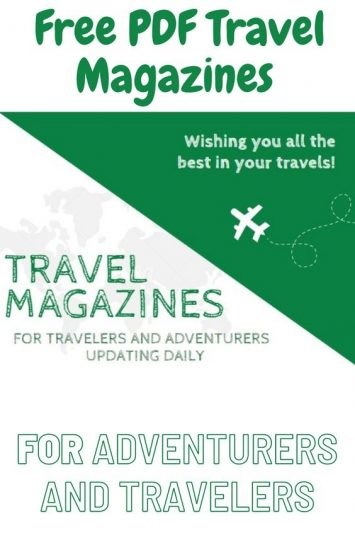 Travel Magazines - travel magazine pdf