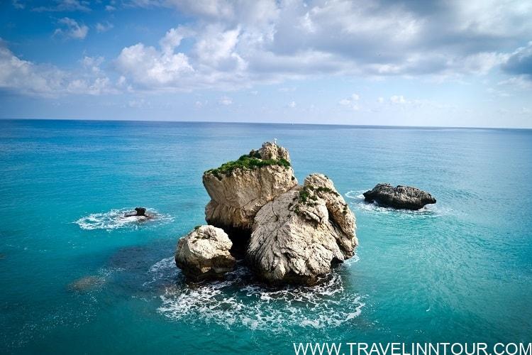 Aphrodites Rock Limassol Cyprus 1