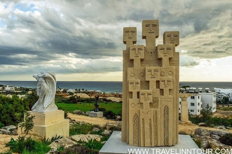 Ayia Napa Sculpture Park Cyprus