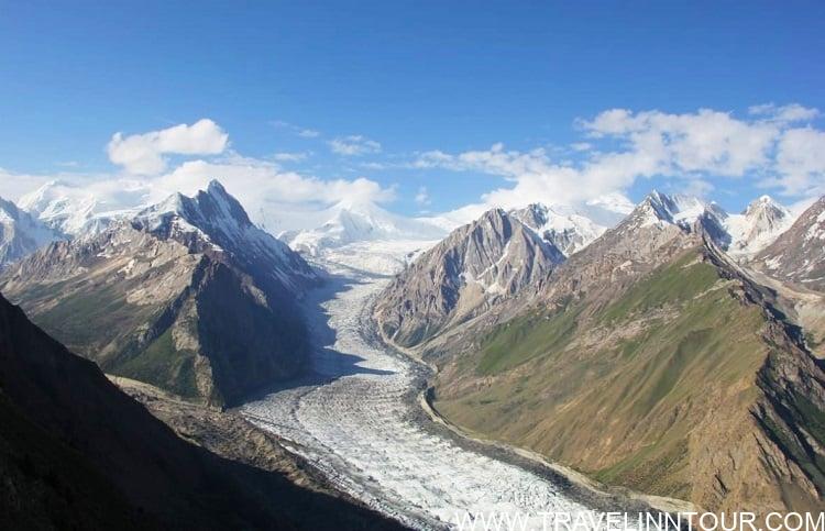 highest lake in Pakistan