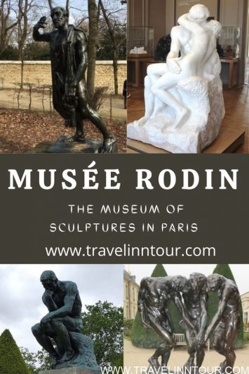 The Rodin Museum In Paris France
