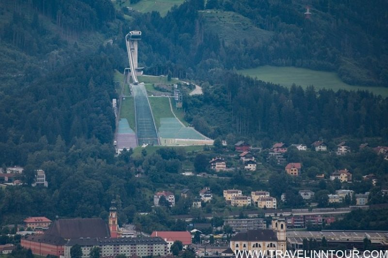 Bergiselschanze Bergisel Ski Jumping Hill Points of Interests innsbruck
