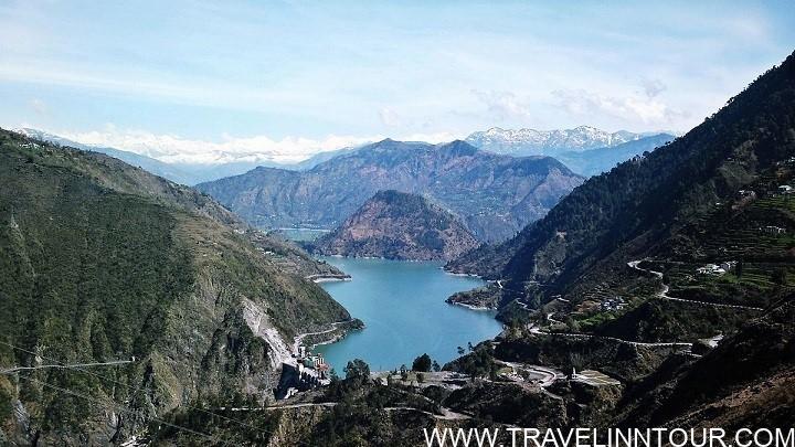 Chamera Lake Dalhousie Himachal Pradesh