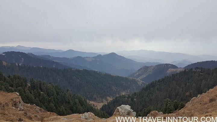 Dainkund Peak Dalhousie Himachal Pradesh