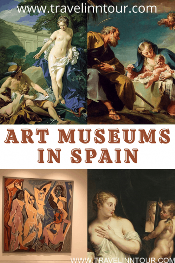 Most Famous Art Museums In Spain 2