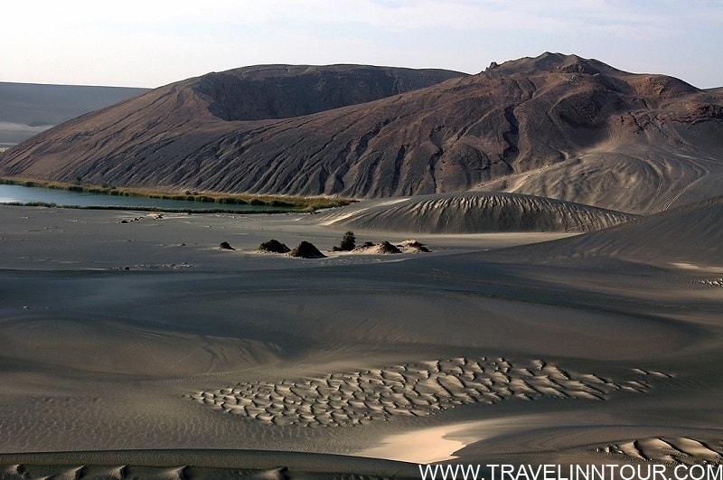 Mt Wau en Namus The central cone - Bucket List Travel Destinations