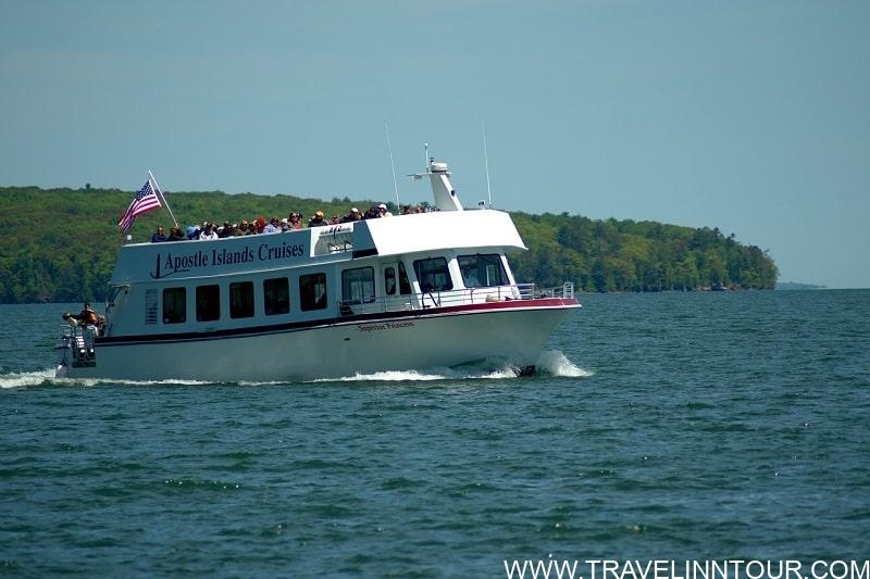 apostle islands boat tour - Bucket List Travel Destinations