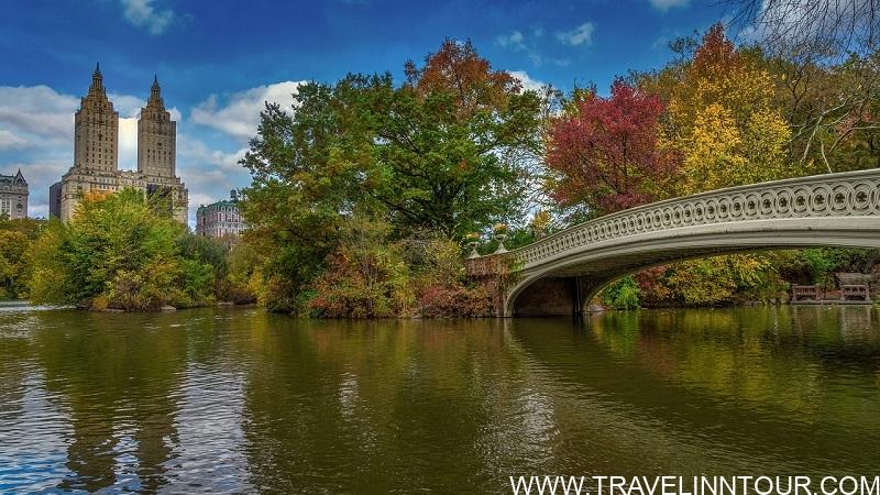 Central Park Bow Bridge - 2 Day New York Itinerary