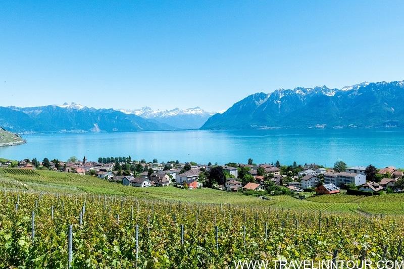 Cully Bourg en Lavaux Switzerland