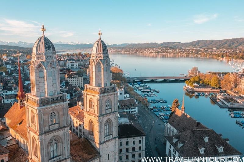 Departure from Zurich - 10 day Switzerland Itinerary