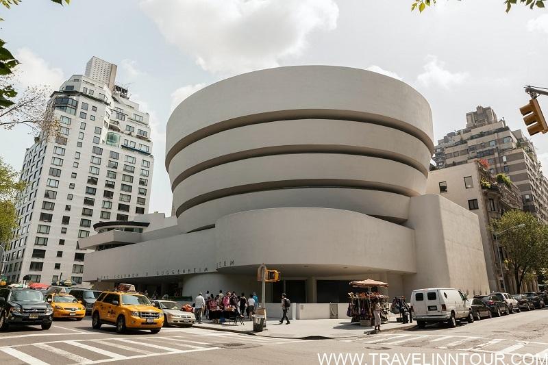 Guggenheim Museum 5th Avenue New York - 2 Day New York Itinerary