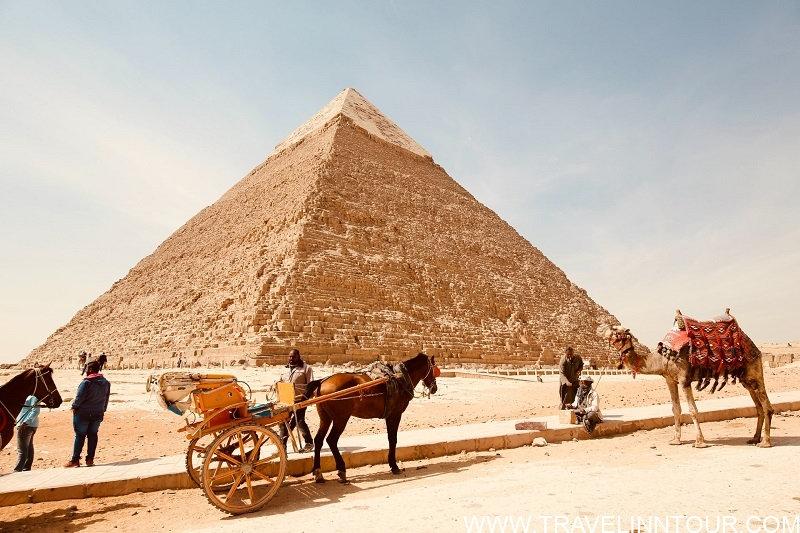 Most Famous Tourist Places In Egypt