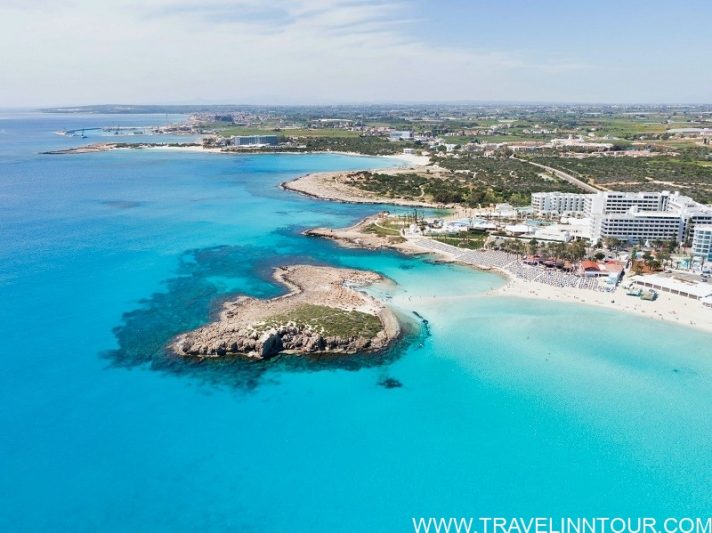 Nissi beach Ayia Napa Cyprus - Warm Places To Visit