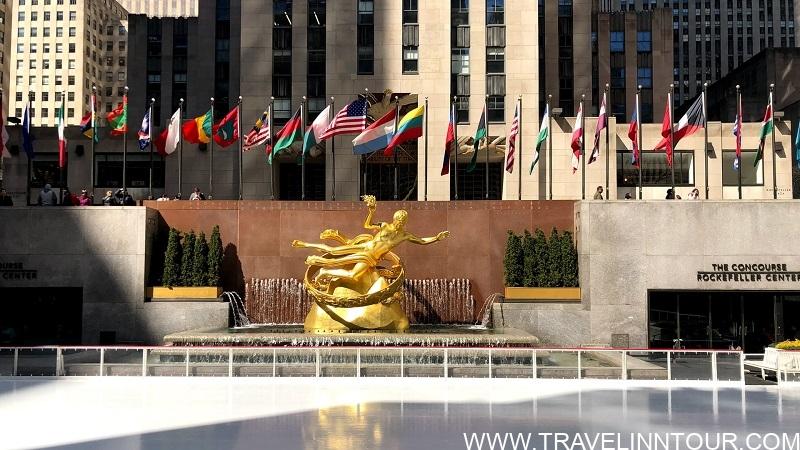 Rockefeller Center 1