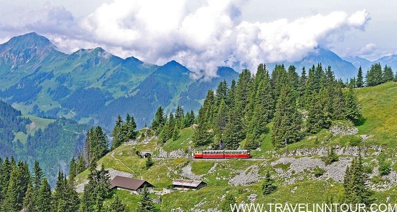 Schynige Platte Jungfrau region