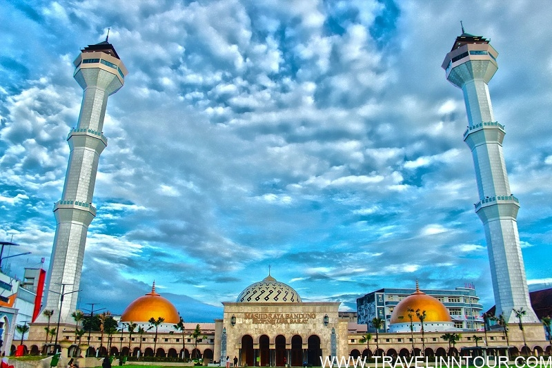The Grand Mosque of Bandung