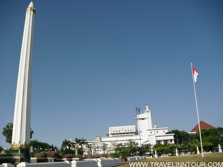 The Heroes Monument - best Indonesia tourist places to visit