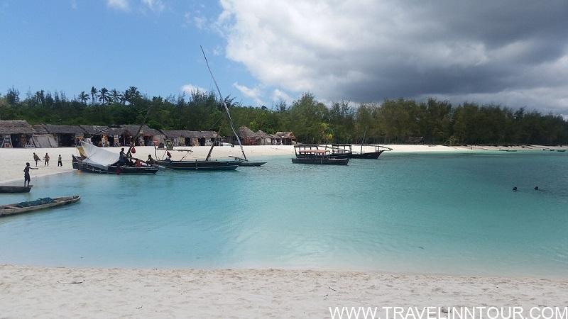 Zanzibar Beach Best Places to Visit In Tanzania