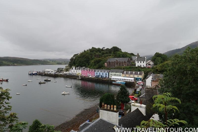 Portree Isle of Skye Scotland
